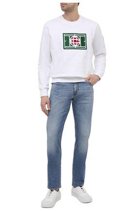 Мужские джинсы PT TORINO голубого цвета, арт. 211-C5 VJ05Z10STY/KU11 | Фото 2