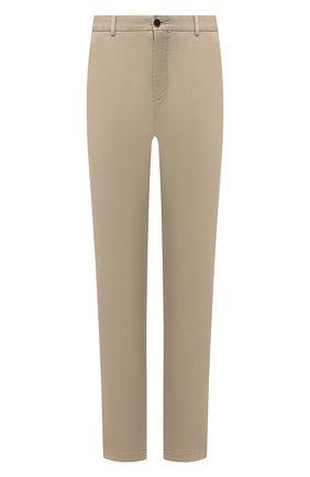 Мужские хлопковые брюки PT TORINO бежевого цвета, арт. 211-C5 VT01Z00CHN/NT46 | Фото 1