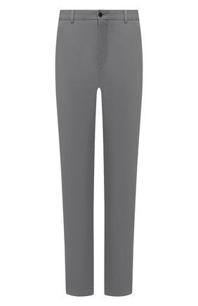 Мужские хлопковые брюки PT TORINO серого цвета, арт. 211-C5 VT01Z00CHN/NT46 | Фото 1