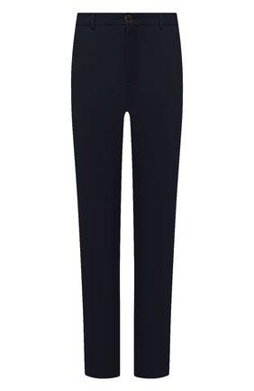 Мужские хлопковые брюки PT TORINO темно-синего цвета, арт. 211-C5 VT01Z00CHN/NT46 | Фото 1
