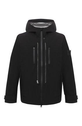 Мужская куртка STONE ISLAND SHADOW PROJECT черного цвета, арт. 741940501   Фото 1