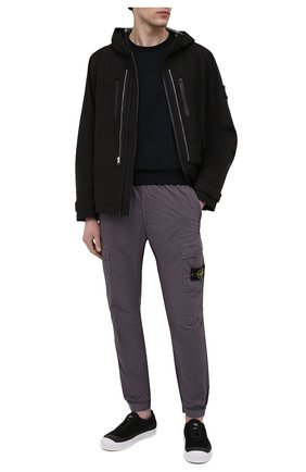 Мужская куртка STONE ISLAND SHADOW PROJECT черного цвета, арт. 741940501   Фото 2