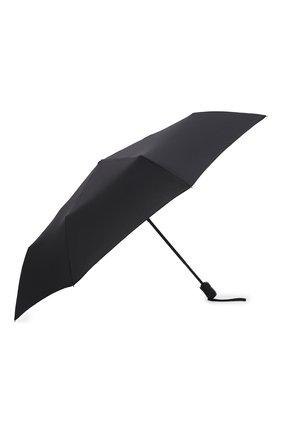 Мужской складной зонт DOPPLER черного цвета, арт. 74667 BFG1 | Фото 2