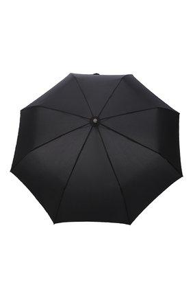 Мужской складной зонт DOPPLER черного цвета, арт. 74366N 1 | Фото 1
