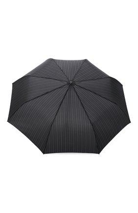 Мужской складной зонт DOPPLER серого цвета, арт. 74367 N2 | Фото 1