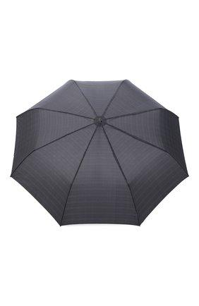Мужской складной зонт DOPPLER серого цвета, арт. 74367 N1 | Фото 1