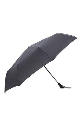 Мужской складной зонт DOPPLER серого цвета, арт. 74367 N1 | Фото 2
