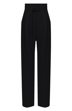 Женские брюки PHILOSOPHY DI LORENZO SERAFINI черного цвета, арт. A0320/723 | Фото 1