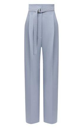 Женские брюки PHILOSOPHY DI LORENZO SERAFINI голубого цвета, арт. A0320/723 | Фото 1