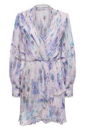 Женское платье из вискозы IRO сиреневого цвета, арт. WP33K0LMI | Фото 1