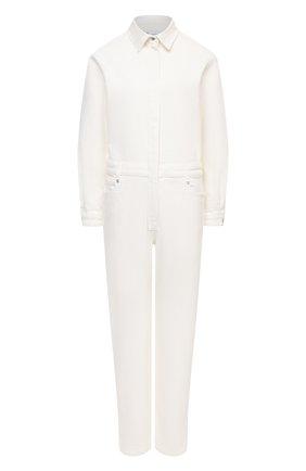Женский джинсовый комбинезон IRO белого цвета, арт. WP28N0UKA | Фото 1