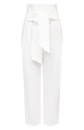 Женские хлопковые брюки IRO белого цвета, арт. WP23RIT0KIE | Фото 1