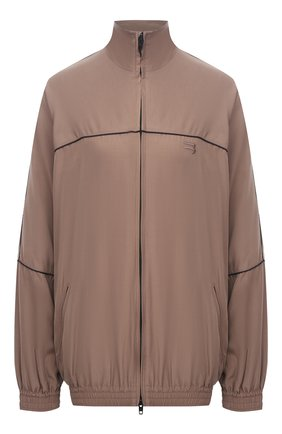Женская куртка BALENCIAGA бежевого цвета, арт. 643053/TF002 | Фото 1