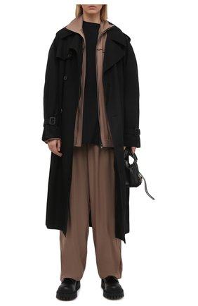 Женская куртка BALENCIAGA бежевого цвета, арт. 643053/TF002 | Фото 2
