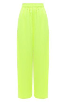 Женские брюки BALENCIAGA желтого цвета, арт. 643052/TJ0C1 | Фото 1
