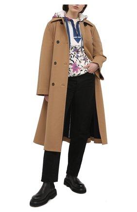 Женский хлопковое худи ISABEL MARANT ETOILE разноцветного цвета, арт. SW0271-21P040E/NANSELIA | Фото 2