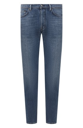 Мужские джинсы ACNE STUDIOS синего цвета, арт. B00174   Фото 1