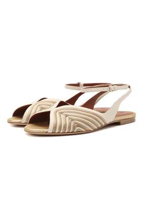 Кожаные сандалии Calella | Фото №1
