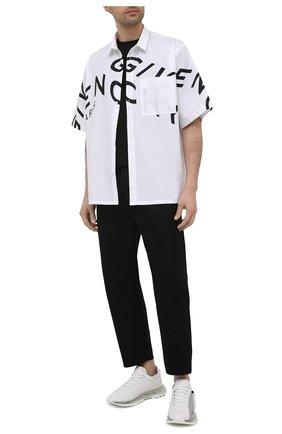 Мужские кожаные кроссовки spectre GIVENCHY белого цвета, арт. BH003MH0TR   Фото 2