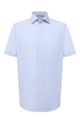 Мужская хлопковая сорочка ETON голубого цвета, арт. 2538 79315 | Фото 1