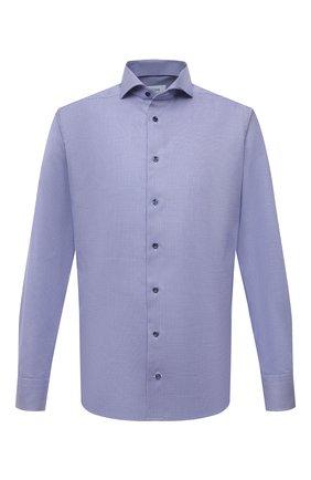 Мужская хлопковая сорочка ETON синего цвета, арт. 1000 02258 | Фото 1