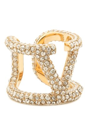 Женское кольцо vlogo VALENTINO золотого цвета, арт. VW2J0G74/YCW | Фото 1