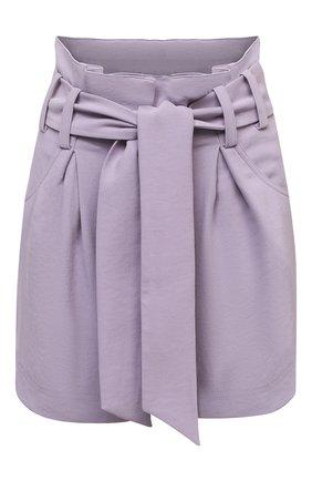 Женские шорты IRO сиреневого цвета, арт. WP30STEYBE | Фото 1