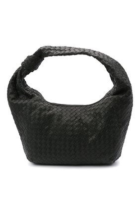 Мужская кожаная сумка BOTTEGA VENETA темно-зеленого цвета, арт. 651937/V0E50 | Фото 1