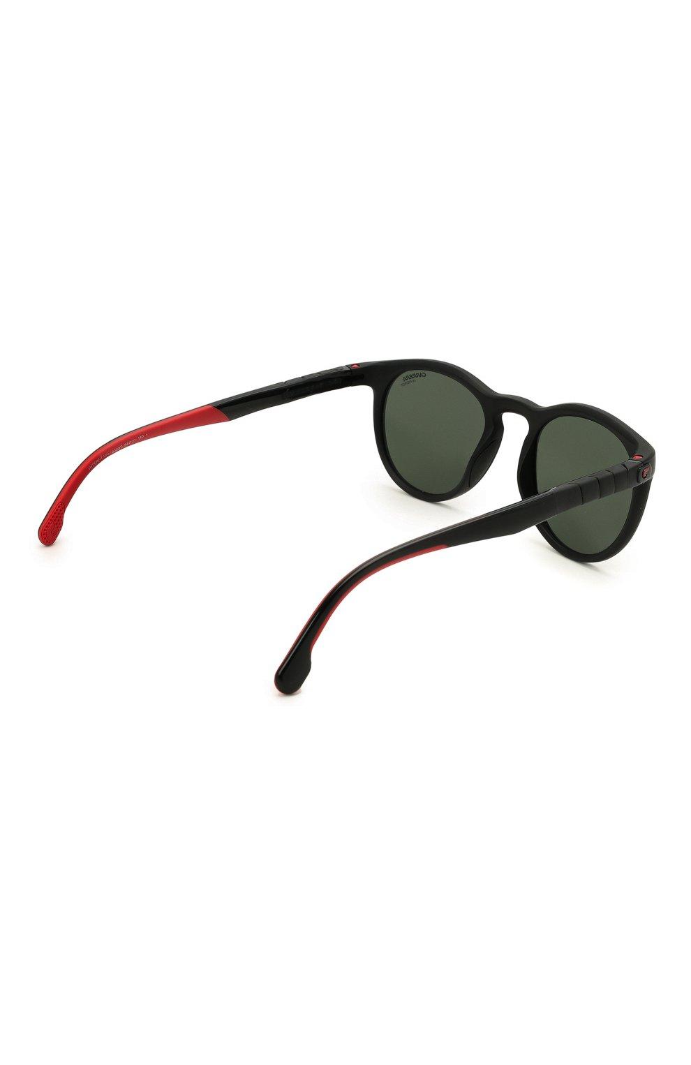 Женские солнцезащитные очки CARRERA черного цвета, арт. HYPERFIT 18 003   Фото 5 (Тип очков: С/з; Очки форма: Круглые; Оптика Гендер: оптика-унисекс)