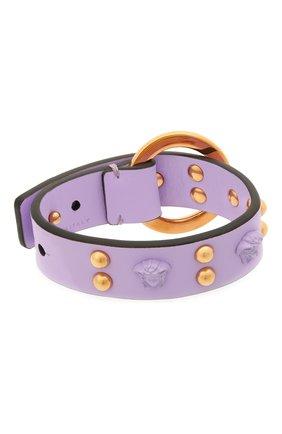 Кожаный браслет Medusa | Фото №2