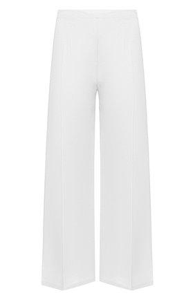 Женские льняные брюки FAITHFULL THE BRAND белого цвета, арт. FF1683-WHT | Фото 1
