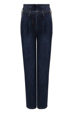 Женские джинсы IRO темно-синего цвета, арт. WP23ARCHA | Фото 1