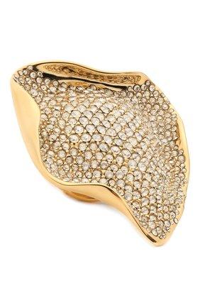 Женское кольцо LANVIN золотого цвета, арт. AW-CJGR00-PTST-P21 | Фото 1