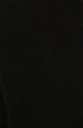 Женские хлопковые носки happy FALKE черного цвета, арт. 46417 | Фото 2