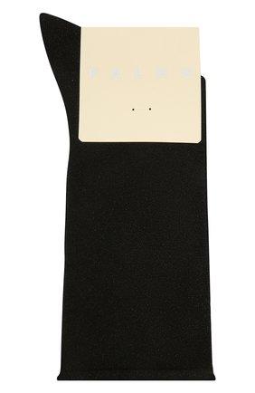 Женские носки shiny FALKE черного цвета, арт. 46248 | Фото 1