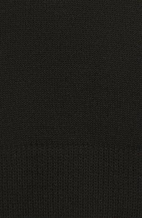 Женские носки sensual silk FALKE черного цвета, арт. 46288 | Фото 2