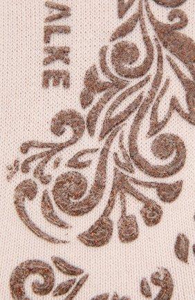 Женские хлопковые носки light cuddle pads FALKE светло-розового цвета, арт. 46585 | Фото 2