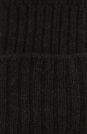 Женские шерстяные носки FALKE серого цвета, арт. 47520 | Фото 2