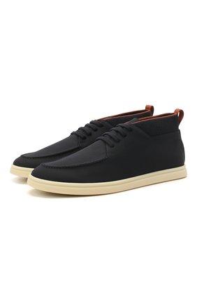 Текстильные ботинки Soho | Фото №1