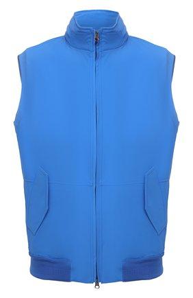 Мужской жилет KIRED синего цвета, арт. WMAXBSMW6905009000 | Фото 1