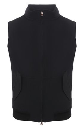 Мужской жилет KIRED черного цвета, арт. WMAXBSMW6905014001 | Фото 1