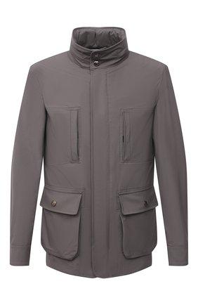 Мужская шерстяная куртка KIRED темно-бежевого цвета, арт. WY0SHIW6913001000 | Фото 1