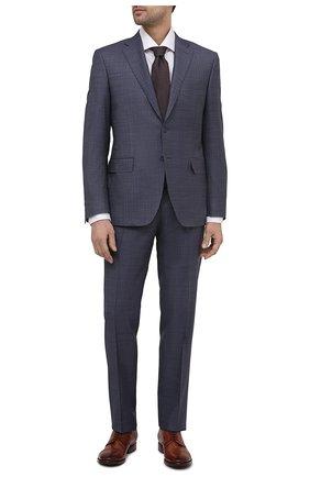 Мужские кожаные дерби OFFICINE CREATIVE коричневого цвета, арт. PR0VIDENCE/013/AER0 CANY0N | Фото 2