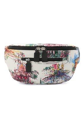 Мужская текстильная поясная сумка roman sketches VALENTINO разноцветного цвета, арт. VY2B0982/ZLJ | Фото 1 (Материал: Текстиль)