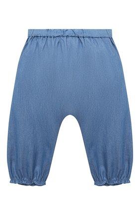 Детские хлопковые брюки TARTINE ET CHOCOLAT синего цвета, арт. TS22001/18M-3A | Фото 2