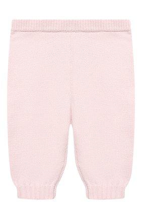 Детский комплект из пуловера и брюк RALPH LAUREN розового цвета, арт. 320835124 | Фото 4