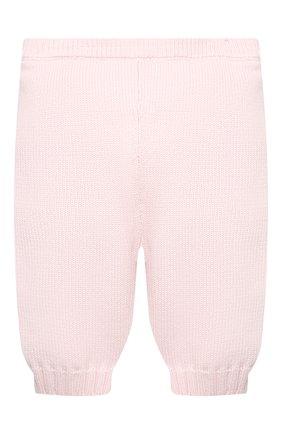 Детский комплект из пуловера и брюк RALPH LAUREN розового цвета, арт. 320835124 | Фото 5
