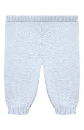 Детский комплект из пуловера и брюк RALPH LAUREN голубого цвета, арт. 320835124   Фото 4