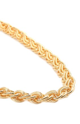 Женское колье HYPSO золотого цвета, арт. C0LLIER FAITHFULL   Фото 2