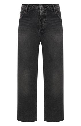 Женские джинсы BALENCIAGA черного цвета, арт. 600235/TBP47 | Фото 1